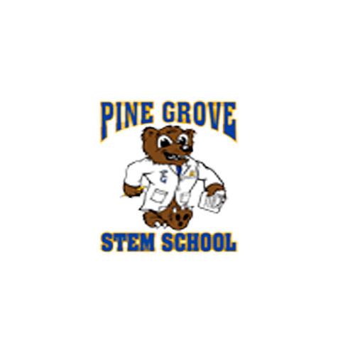 Pine Grove Elementary School Logo